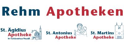 Rehm Apotheken Logo